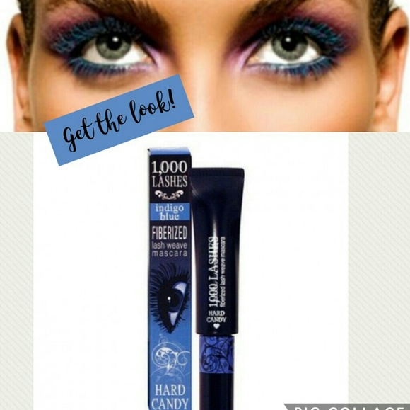 2080338d2c4 Hard Candy Makeup | Indigo Blue Mascara Brand New In Box | Poshmark